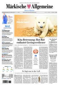 Märkische Allgemeine Dosse Kurier - 16. Februar 2019