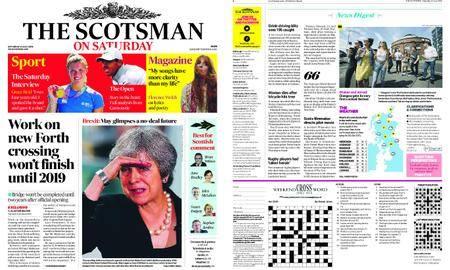 The Scotsman – July 21, 2018