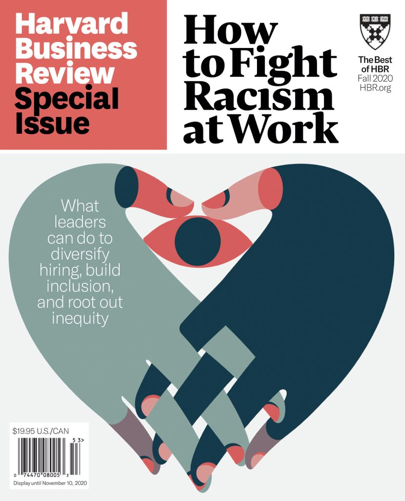 Harvard Business Review OnPoint - Fall 2020