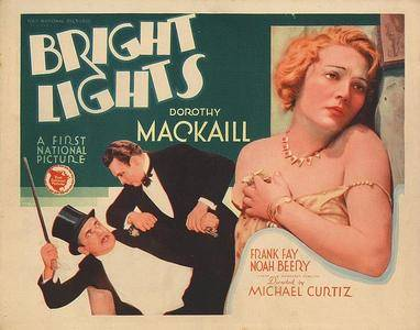 Bright Lights / Adventures In Africa (1930)