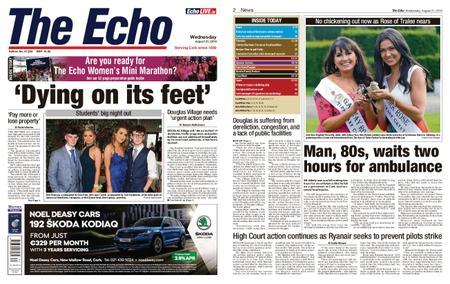 Evening Echo – August 21, 2019