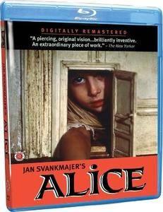 Alice (1988) Neco z Alenky