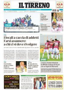 Il Tirreno Livorno - 11 Marzo 2019