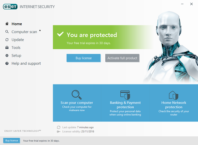ESET Internet Security 11.0.159.0 (x86/x64)
