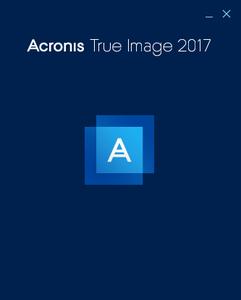 Acronis True Image 2017 20.0 Build 5534 Bootable ISO