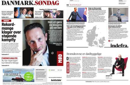 Danmark – 23. februar 2020