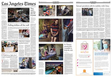 Los Angeles Times – May 21, 2020