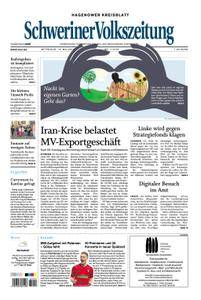 Schweriner Volkszeitung Hagenower Kreisblatt - 16. Mai 2018