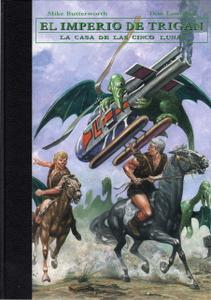 El Imperio de Trigan Vol. 10 - La casa de las cinco lunas