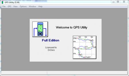 GPS Utility 5.34