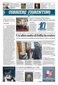 Corriere Fiorentino La Toscana - 3 Aprile 2018