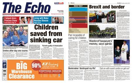 Evening Echo – June 06, 2019