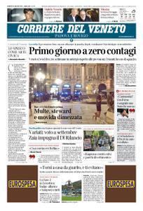 Corriere del Veneto Padova e Rovigo – 22 maggio 2020