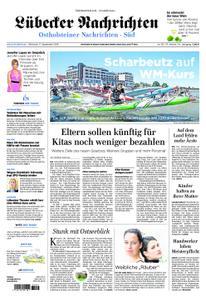 Lübecker Nachrichten Ostholstein Süd - 11. September 2019