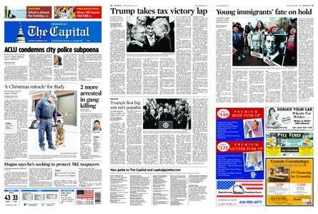 The Capital – December 21, 2017