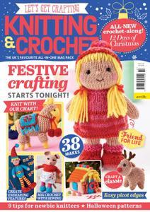 Let's Get Crafting Knitting & Crochet – October 2019