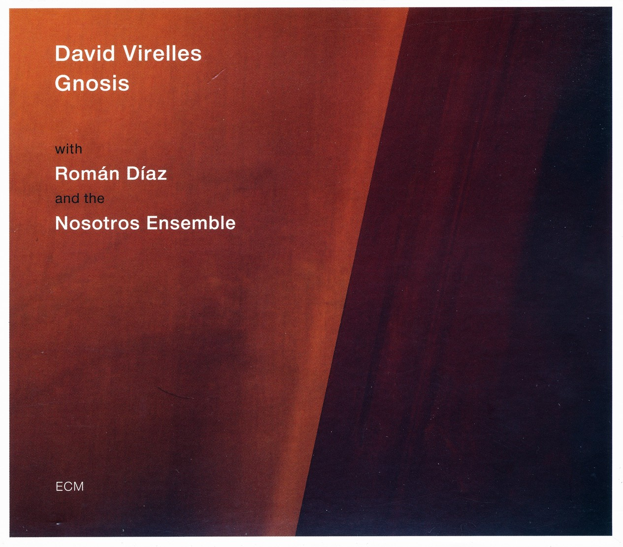 David Virelles - Gnosis (2017) {ECM 2526} (Complete Artwork - Slipcase with 20 pages)