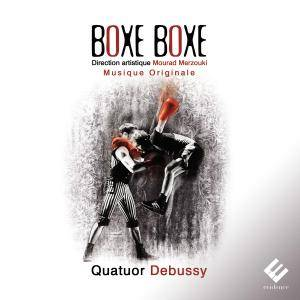 Quatuor Debussy - Boxe Boxe (2017) [Official Digital Download 24/44]