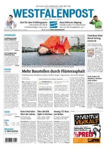 Westfalenpost Wetter - 13. März 2019