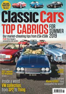 Classic Cars UK - June 2019