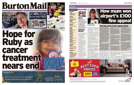 Burton Mail – January 06, 2020