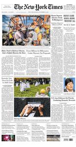 The New York Times – 11 November 2019