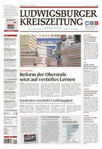 Ludwigsburger Kreiszeitung - 11. Oktober 2017
