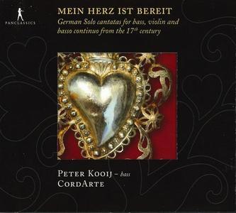 Peter Kooij, CordArte - Mein Herz ist bereit (2008)