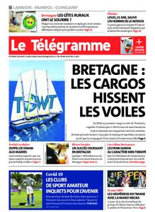 Le Télégramme Guingamp – 17 juillet 2020