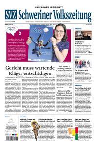 Schweriner Volkszeitung Hagenower Kreisblatt - 25. April 2019