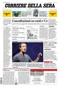 Corriere della Sera - 5 Aprile 2018