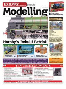 Railway Magazine Guide to Modelling - November 2018