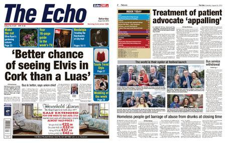 Evening Echo – August 24, 2019
