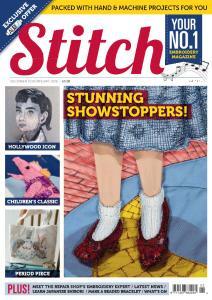 Stitch Magazine - Issue 122 - December 2019 - January 2020