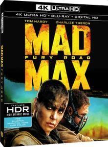 Mad Max: Fury Road 4K (2015)