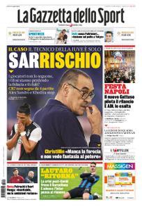 La Gazzetta dello Sport – 19 giugno 2020