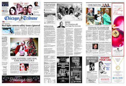 Chicago Tribune – December 24, 2017