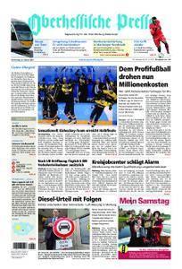 Oberhessische Presse Marburg/Ostkreis - 22. Februar 2018