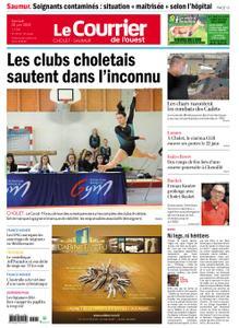 Le Courrier de l'Ouest Cholet – 20 juin 2020