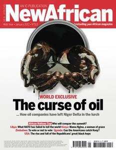 New African - January 2012