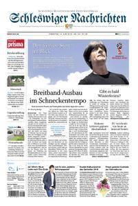 Schleswiger Nachrichten - 12. Juni 2018