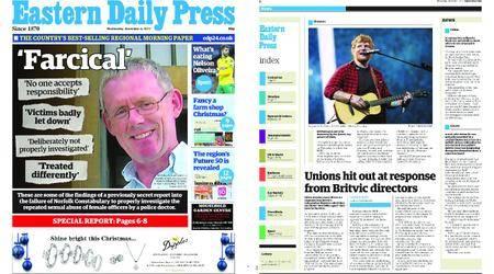 Eastern Daily Press – December 06, 2017