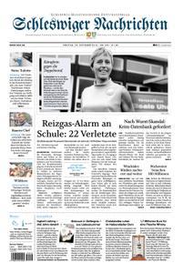Schleswiger Nachrichten - 25. Oktober 2019