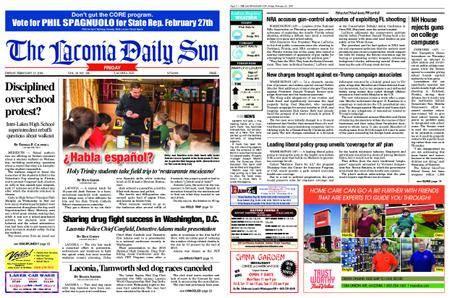The Laconia Daily Sun – February 23, 2018