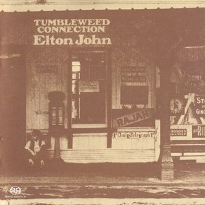 Elton John - Tumbleweed Connection (1970) [Reissue 2004] MCH PS3 ISO + Hi-Res FLAC