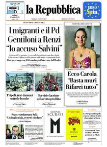 la Repubblica – 06 luglio 2019