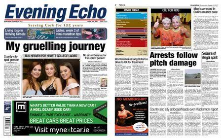 Evening Echo – August 23, 2017