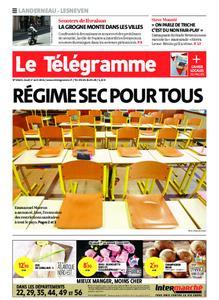 Le Télégramme Landerneau - Lesneven – 01 avril 2021