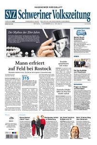 Schweriner Volkszeitung Hagenower Kreisblatt - 04. Dezember 2019