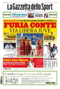 La Gazzetta dello Sport – 20 luglio 2020